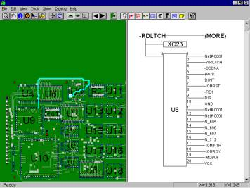 pcb schematic assembly gerber cad viewer software